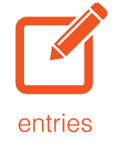 Entries Icon